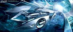 Concept cars and trucks: Concept vehicle art by Stephen Chu