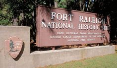 Fort Raleigh National Historic Site, North Carolina