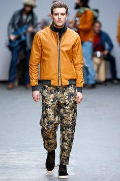 Oliver Spencer 2015 Fall/Winter Collection