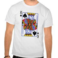king of spades t-shirts T Shirt, Hoodie Sweatshirt