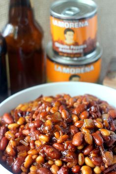 Smoky Chipotle Baked Beans 3