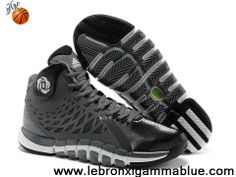 Buy New Q33235 Grey White Adidas Derrick Rose 773 II Latest Now