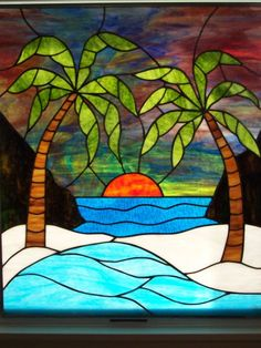 stained glass pattern people - Google Search