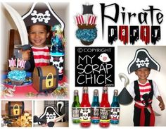 Pirate Party: click to enlarge
