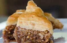 Baklava Greek Dessert Recipe
