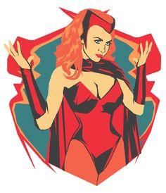 Scarlet Witch - Barbicane
