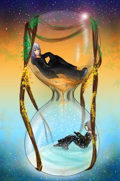 Rion:Hourglass by Kiome-Yasha.deviantart.com on @deviantART