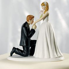 Cinderella Moment Wedding Cake Top