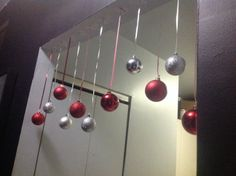 Hanging Ornaments by Patricia