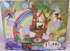 Disney Fairies Tinkerbell Pixie Power Playset by LONLAR803 on Etsy, $12.00