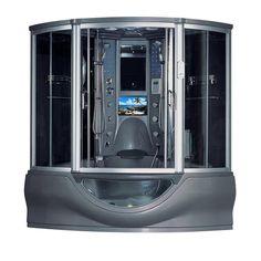 Steam Sauna, Steam Bath, Steam Room, Jetted Tub, Whirlpool Bathtub, Tub Shower Combo, Shower Tub, Shower Base, Bathroom Showers