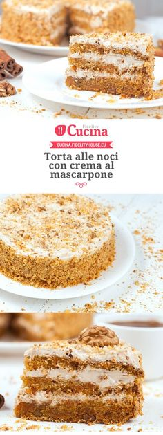Italian food varies greatly throughout Italy and pairing down Italian food to just the fifteen or so dishes that can be found at Italian food restaurants Sweet Recipes, Cake Recipes, Dessert Recipes, Italian Desserts, Italian Recipes, Cake Cookies, Cupcake Cakes, Torte Cake, Food Obsession