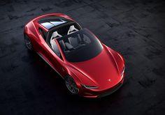 ¡Sorpresa! El nuevo Tesla Roadster ya está aquí y, lo creas o no, es tan rápido como un Bugatti Chiron y supera los 400 km/h (+12 fotos) - Diariomotor