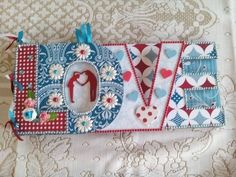 Love album by crafter Ritika Wadhawan..using Papericious Papericious Pattern Collection Vol3