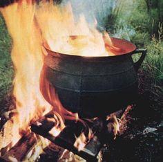 """Cauldron, cauldron... burning bright..."""