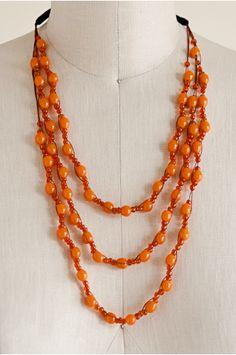 Flagler Beach Necklace | Indonesia | shopgofish.com