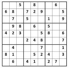 """Képtalálat a következőre: """"sudoku feladatok kicsiknek"""""""