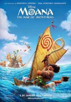 Moana Movie – New Trailer and Posters : Teaser Trailer
