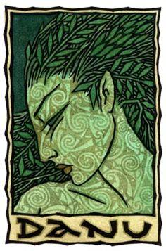 Danu Mother goddess   goddess of Fertility and plenty   Tauatha De Danann  Tribe