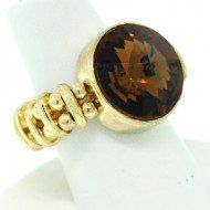 $7.99 Pre-Black Friday Sale! #blackfriday #womensjewelry #Bestsellers Amazon.com: Designer Inspired Stretch Ring / Color: Topaz / Free Size / Gold Plated: Jewelry