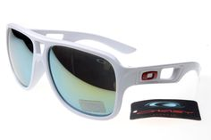 83fdfabecaf75 Oakley Fuel Cell Sunglasses White Frame Colorful Lens 0442 Stylish  Sunglasses