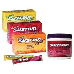 Man, it was HOT today! So, my product this week is Sustain Sport, the best hydrating sports drink out there. I don't know if Reed could su...