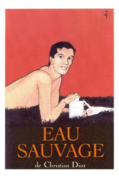 DIOR Eau Sauvage 1980-Gruau