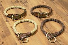 Aus der Kategorie Erziehungshalsbänder  gibt es, zum Preis von EUR 13,61  <p>Ein echter USA Klassiker! Diese unvergleichlichen starken Baumwolltaue haben schon die ersten Einwanderer auf ihren langen Trecks zu schätzen gewußt. Das Programm Ranger ist gefertigt aus starken Baumwolltauen, naturfarben oder braun in Kombination mit braunem Leder. Speziell für mittelgroße und große Hunde gedacht sind diese Halsbänder und Leinen solide verarbeitet - stabil genäht und mit extra starken…
