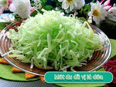 Mứt đu đủ vị lá dứa không cần nước vôi trong vẫn tuyệt ngon ngày Tết - http://congthucmonngon.com/213312/mut-du-du-vi-la-dua-khong-can-nuoc-voi-trong-van-tuyet-ngon-ngay-tet.html