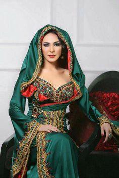 Moroccan stunning dress