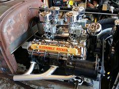 Motor Engine, Car Engine, Motor Vehicle, Motor Car, Crate Motors, Oldsmobile 442, Combustion Engine, Bays, Indy Cars