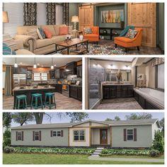 125 Best Elegant, High-End Doublewide Mobile Homes! images ...
