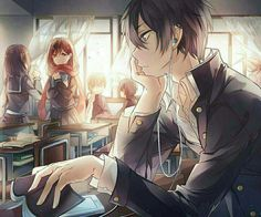 Ayano and Shintaro