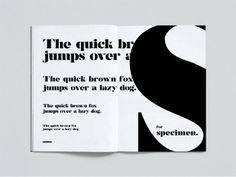 rille typeface