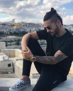 Mira la polémica publicación de Maluma tras su gira por Israel (+foto)