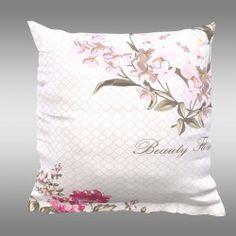 Povlak na polštář PROVENCE Adél béžová Provence, Throw Pillows, Bed, Collection, Toss Pillows, Cushions, Stream Bed, Decorative Pillows, Beds