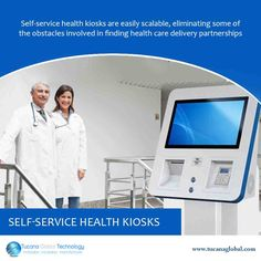 Self-service health #kiosks are #easily #scalable, #eliminating some of the #obstacles involved in finding #health care delivery #partnerships. #‎TucanaGlobalTechnology‬ ‪#‎Manufacturer‬ #HongKong