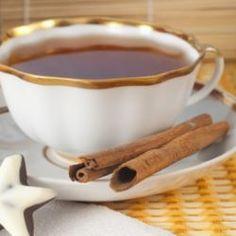 Chá de erva doce com anis estrelado