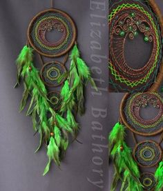 Dream catcher Dreamcatcher Mascot Amulet Indian by Topgood on Etsy