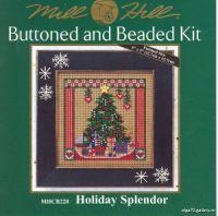 1 of 3 Beaded Cross Stitch, Cross Stitch Charts, Cross Stitch Designs, Cross Stitch Patterns, Christmas Cross, Xmas, Christmas Ornaments, Bead Kits, Yule