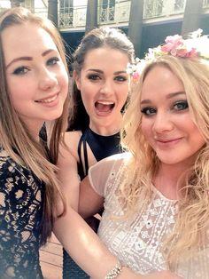 RubyO AnnaP KirstyLP #Hollyoaks #KieronRandCarlHWedding2015 #49
