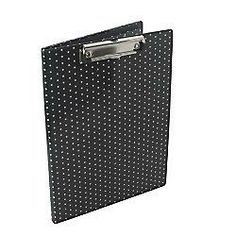 Padfolio Clipboard, Black Dot / See Jane Work®