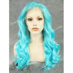 N7-TF2513  Drag Lace Front Wig Wavy Turquoise Long Wig  #rupauldragrace   #soyouthinkyoucandrag   #rupaul   #rpdr   #beautysalon   #hairsupply   #hairstyle   #hairsalon   #hair   #dragqueen   #dragrace   #dragwig   #drag   #gaywig   #lacefrontwig   #lacefront   #lacewig   #lacewigs   #wigstore   #crazywig   #wig   #wigs   #findwig   #onlinewigstore   #kanekalon   #skintop   #skintopwig   #skintopwigs   #lacefrontwigs  #dragshow #wigsonline