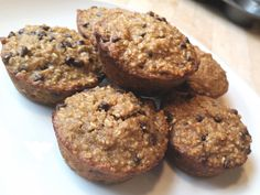 for sarah: paleoish banana chocolate chip lactation muffins. Lactation Muffin Recipe, Lactation Recipes, Food Names, Chocolate Chip Muffins, Muffin Recipes, Almond Flour, Paleo, Chips, Banana