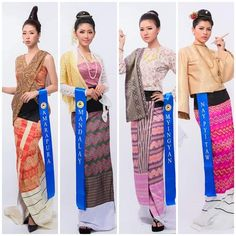 The Glass Palace, Burmese, Fashion History, Traditional Dresses, Fashion Photo, Retro Fashion, Lace Dress, Uniform Ideas, Dressing