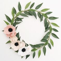 Sharing floral design to the green thumb challenged, alison michel offers modern & whimsical wreaths that dont require any H2O. Brighten up your home or special event with this hand curated beauty. Made with love for you and is sure to be a treasure for years to come! Approximate wreath dimensions: 10 diameter gold hoop (16 across with leaves) *Indoor use recommended* Please note: this is a MADE TO ORDER item. Current processing time is 1 week. Shipping Info: I ship with USPS and domestic…