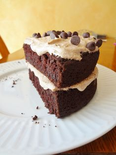 Mocha Chocolate Cake - can be made with less calorie by using stevia instead of the sugar and by reducing the oil which also make a lighter, fluffier cake
