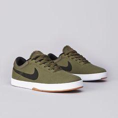 Flatspot - Nike Sb Eric Koston SE Medium Olive / Black - Gum