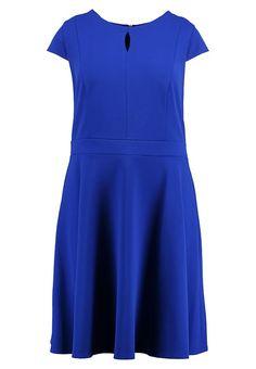 bestil Dorothy Perkins Curve KEYHOLE - Jerseykjoler - blue til kr 449,00 (31-07-17). Køb hos Zalando og få gratis levering.