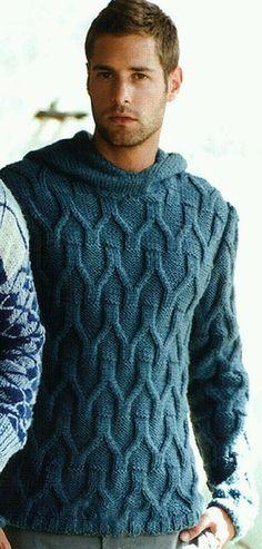 beautiful knitting — retrodrive: .:Casual Male Fashion...